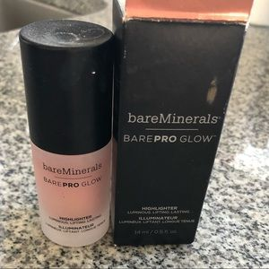 BareMinerals blush highlighter 💕